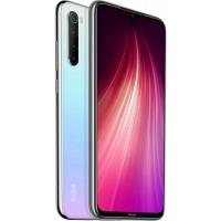 Xiaomi Redmi Note 8 4/128Gb RUS moonlight white Смартфон