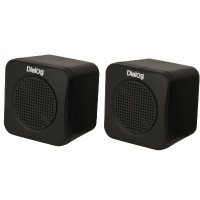 Колонки Dialog Colibri AC-01UP (black)