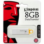 Kingston 8Gb DTIG4 usb-флеш USB 3.0