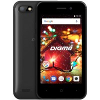 Digma Hit Q401 black Смартфон