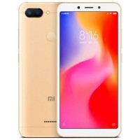 Xiaomi Redmi 6 32Gb EU gold Смартфон