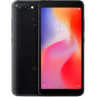 Xiaomi Redmi 6 64Gb EU black Смартфон