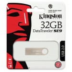 Kingston DTSE9 32GB usb-флеш 2.0