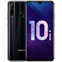 Honor 10i 4/128Gb RUS midnight black Смартфон