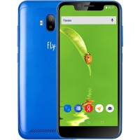 Fly View blue Смартфон