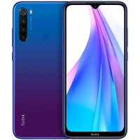 Xiaomi Redmi Note 8T 4/128Gb RUS starscape blue Смартфон