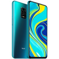 Xiaomi Redmi Note 9S 4/64GB aurora blue RUS Смартфон