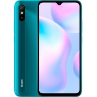 Xiaomi Redmi 9A 2/32Gb peacock green RUS Смартфон