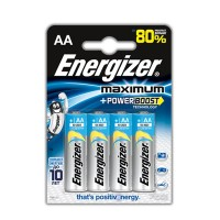 Energizer AA Maximum Батарейка щелочная