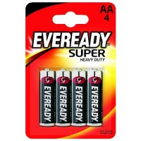 Eveready AA R6 Батарейка солевая
