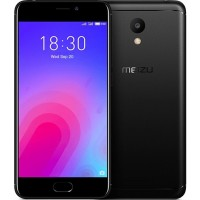 Meizu M6 16Gb black Смартфон