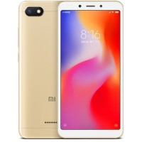 Xiaomi Redmi 6A 2/16Gb EU gold Смартфон