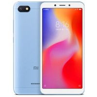 Xiaomi Redmi 6A 2/32Gb RUS blue Смартфон