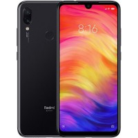 Xiaomi Redmi Note 7 4/64Gb EU1 black Смартфон