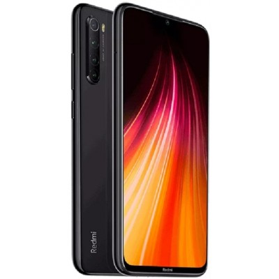 Xiaomi Redmi Note 8 4/64Gb EU1 black Смартфон