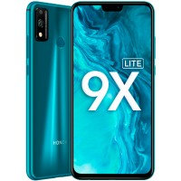 Honor 9X Lite 4/128Gb green (JSN-L21) RUS Смартфон