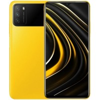 Poco M3 4/128Gb yellow RUS Смартфон