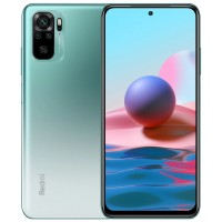 Xiaomi Redmi Note 10 4/64 RUS lake green Смартфон