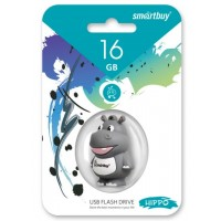 Smart Buy 16Gb Wild series Hippo usb-флеш