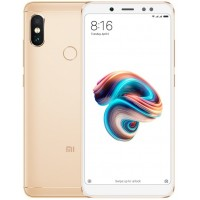 Xiaomi Redmi Note 5 32Gb EU gold Смартфон