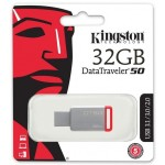 Kingston DT50 32GB usb-флеш 3.0