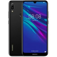 Huawei Y6 2019 2/32Gb RUS midnight black Смартфон