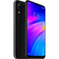 Xiaomi Redmi 7 3/32GB RUS eclipse black Смартфон
