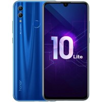 Honor 10 lite 3/64Gb RUS blue Смартфон