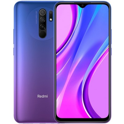 Xiaomi Redmi 9 3/32Gb NFC sunset purple RUS Смартфон